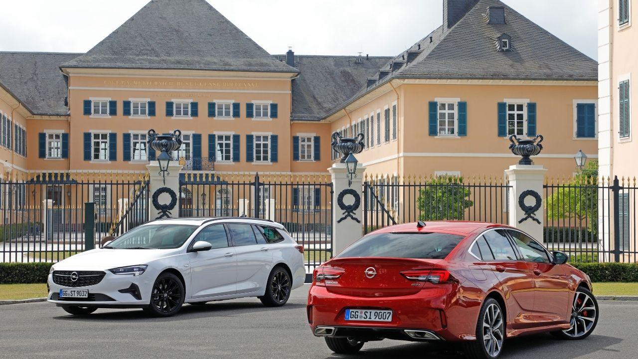 Opel Insignia GSi Grand Sport e Sports Tourer