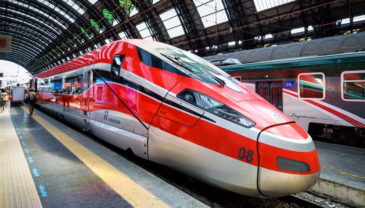 treno frecciarossa TCM