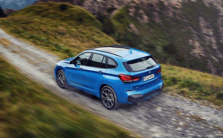 Adas nuova BMW X1 ibrida plug-in