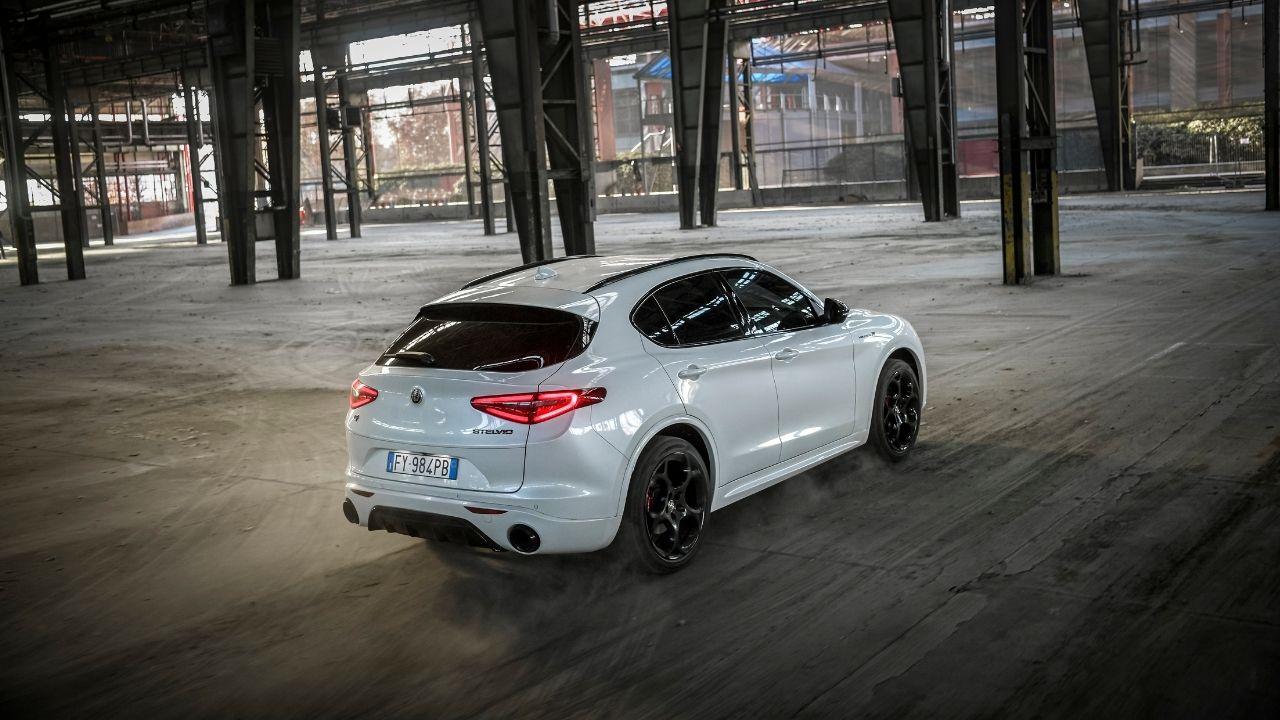 La nuova Alfa Romeo Stelvio Ti
