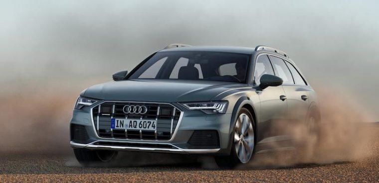 Audi A6 Allroad 2 litri diesel