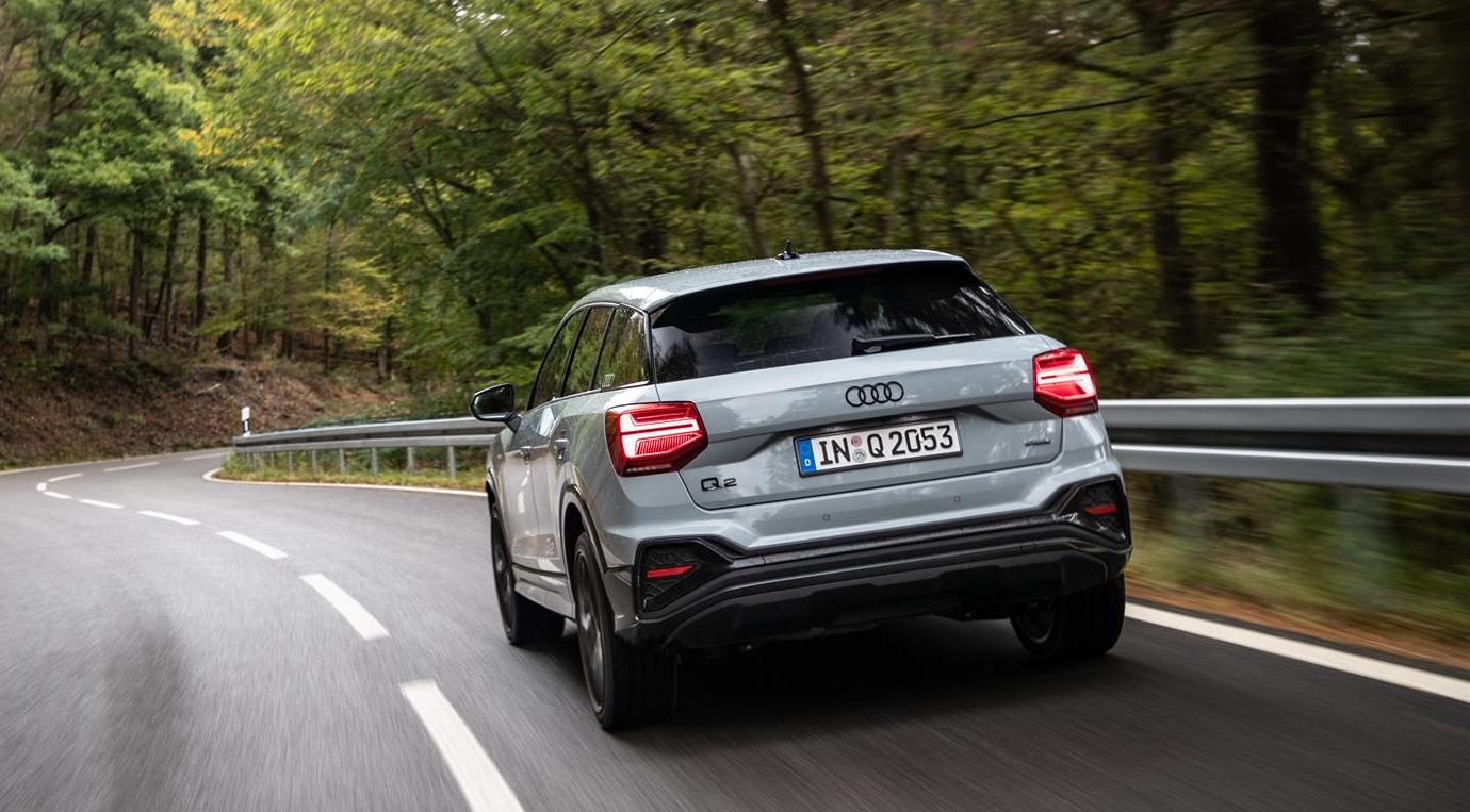 Audi Q2 diesel quattro