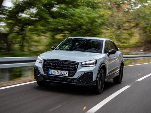 Audi Q2 restyling
