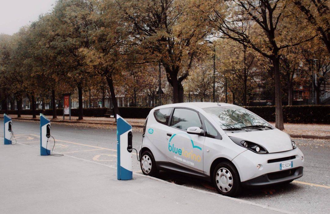 Sharing Mobility a Torino: il car sharing di BlueTorino