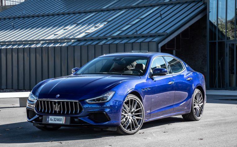 Design nuova Maserati Ghibli Hybrid 2021