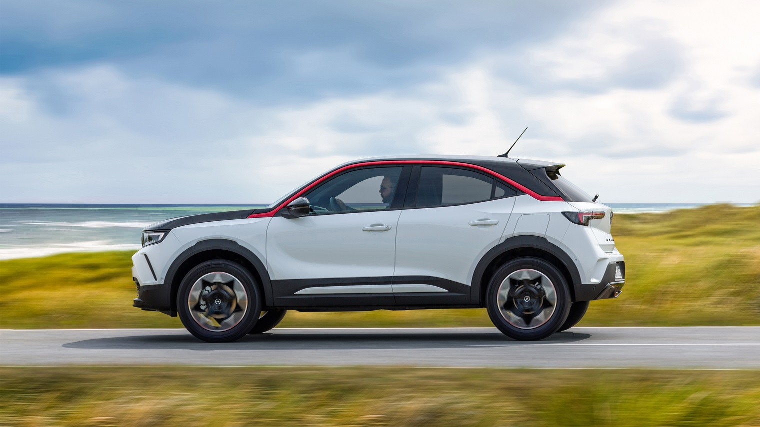 Esterni nuovo Opel Mokka