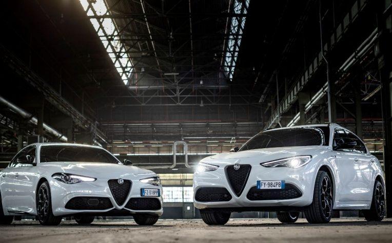 Nuove Alfa Romeo Giulia e Stelvio Veloce Ti