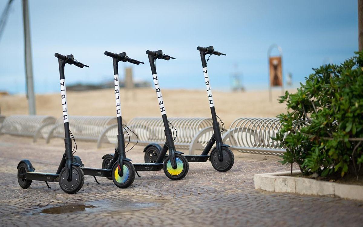 Sharing mobility a Roma: il servizio di Helbiz