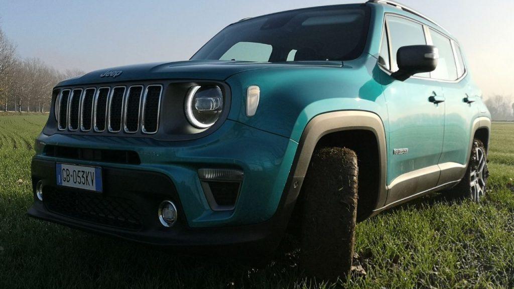 Jeep Renegade 4xe di 3/4
