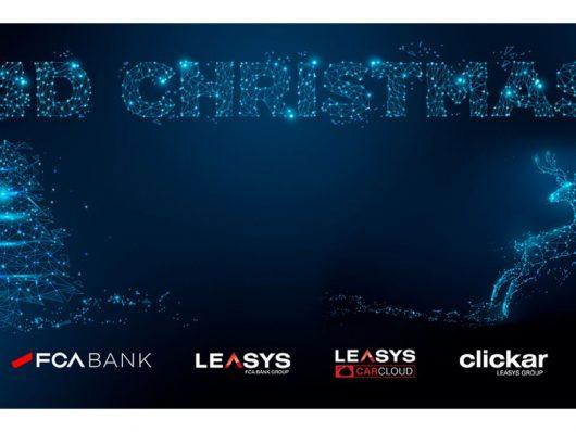 La promo 4D Christmas di Leays e FCA Bank