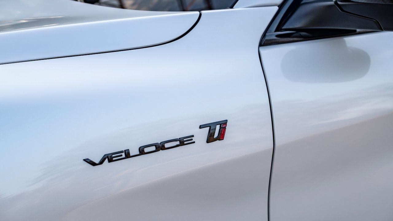 Il logo Veloce Ti