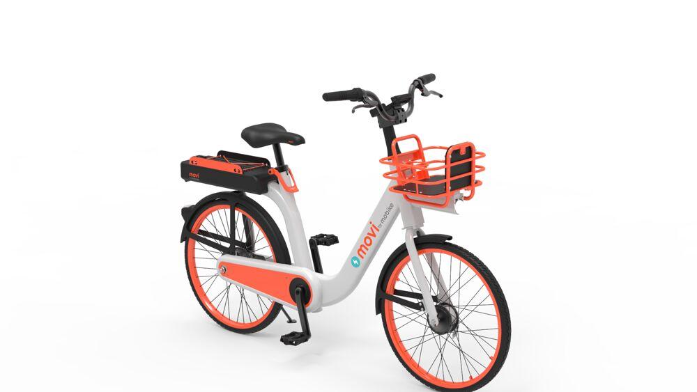 Sharing Mobility a Torino: il bike sharing di MOVI