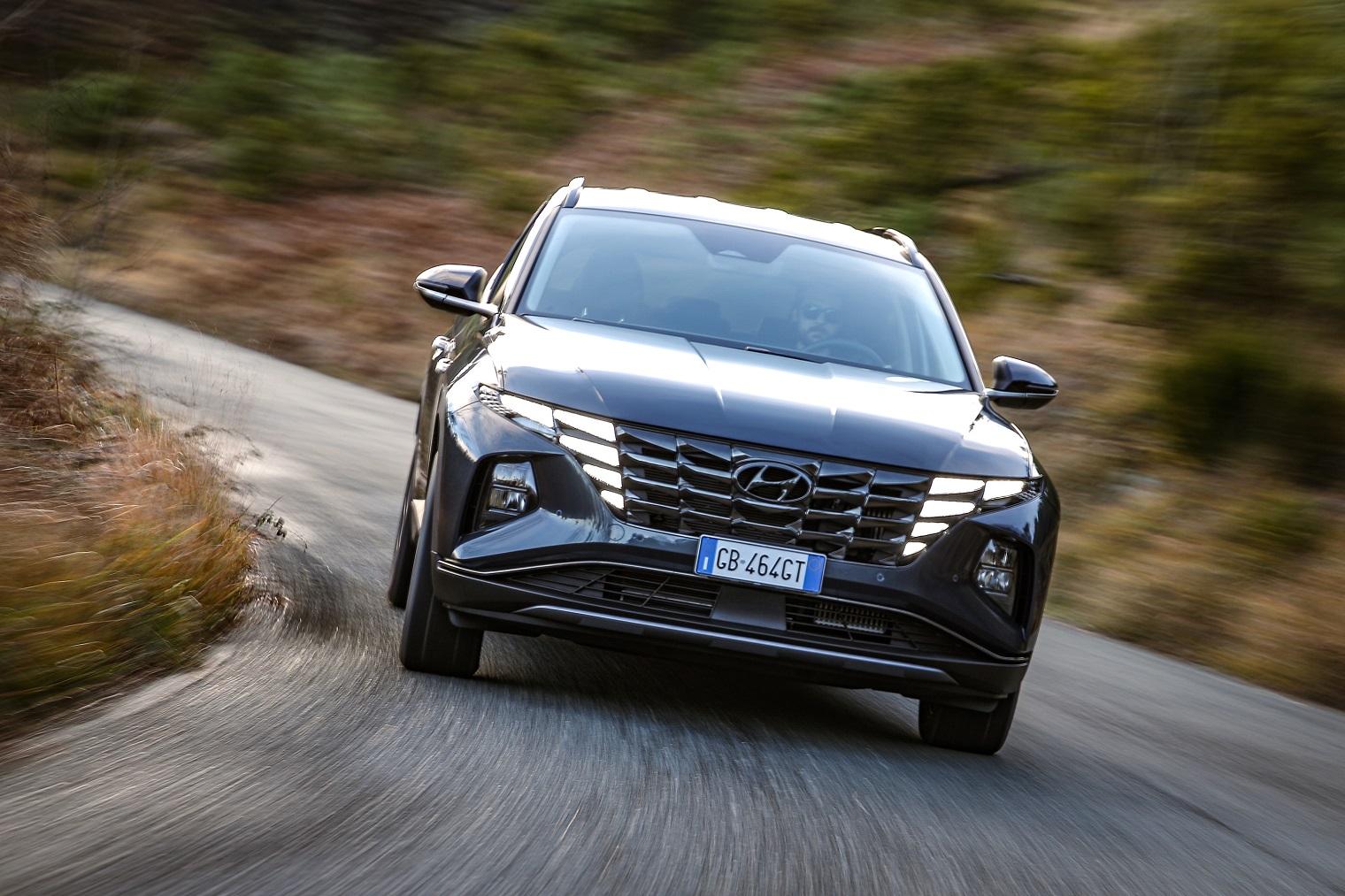 Nuova Hyundai Tucson 2021 lancio italiano