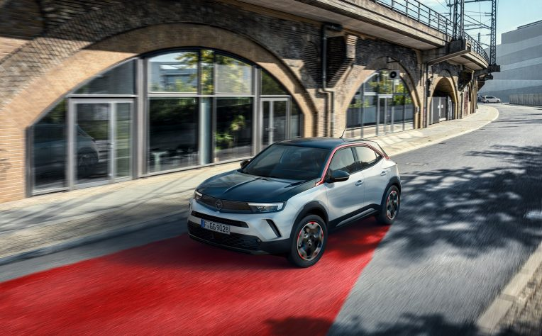 Nuovo Opel Mokka 2021
