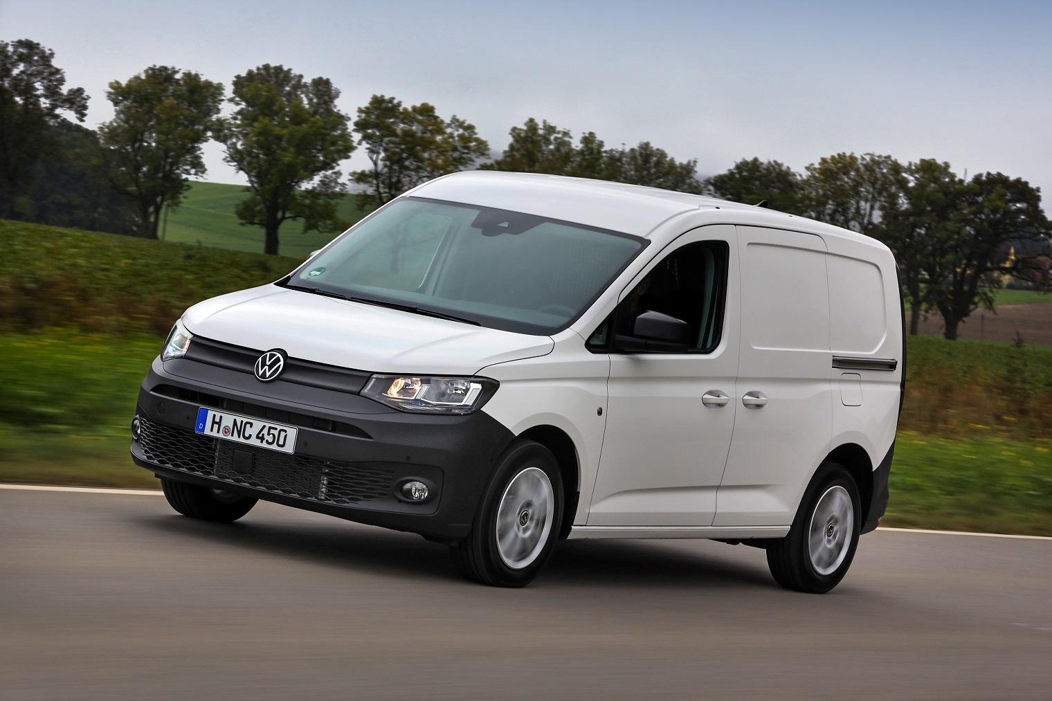 Nuovo Volkswagen Caddy Cargo 2021