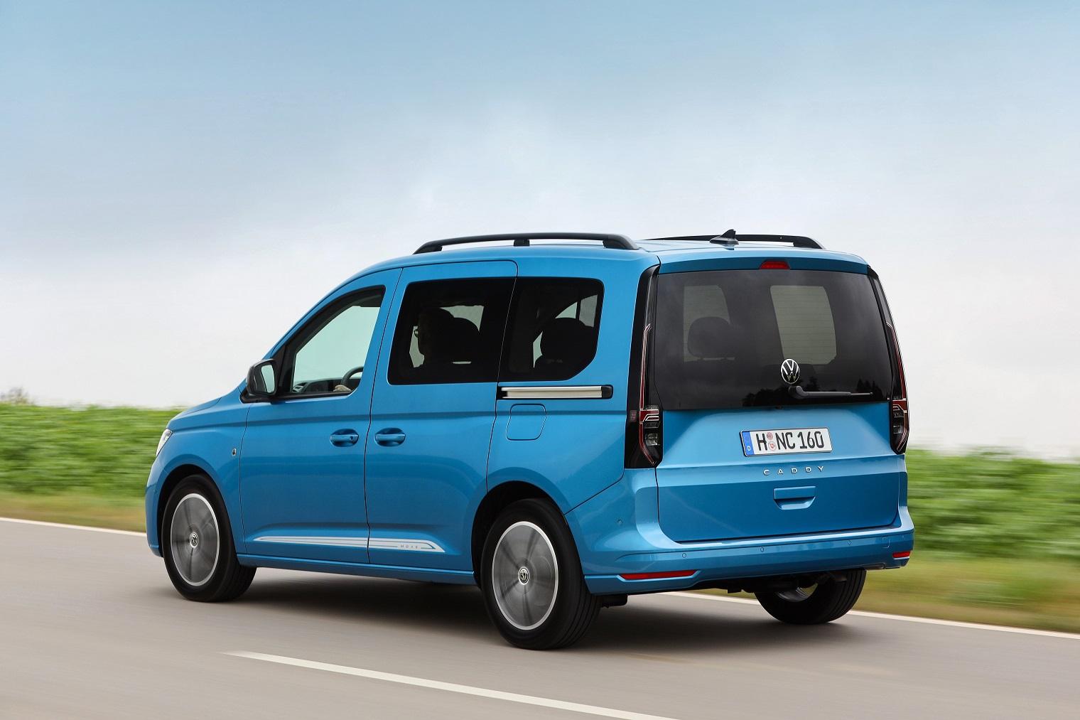 Nuovo Volkswagen Caddy Kombi