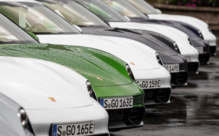 Porsche progetto e-fuel