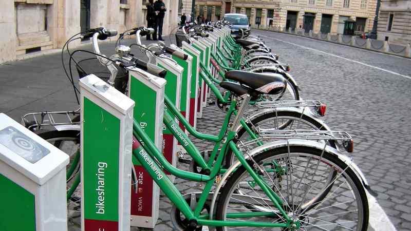 Sharing Mobility a Roma: il servizio di Roma Bike Sharing