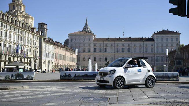 Sharing Mobility Torino: il servizio di ShareNow