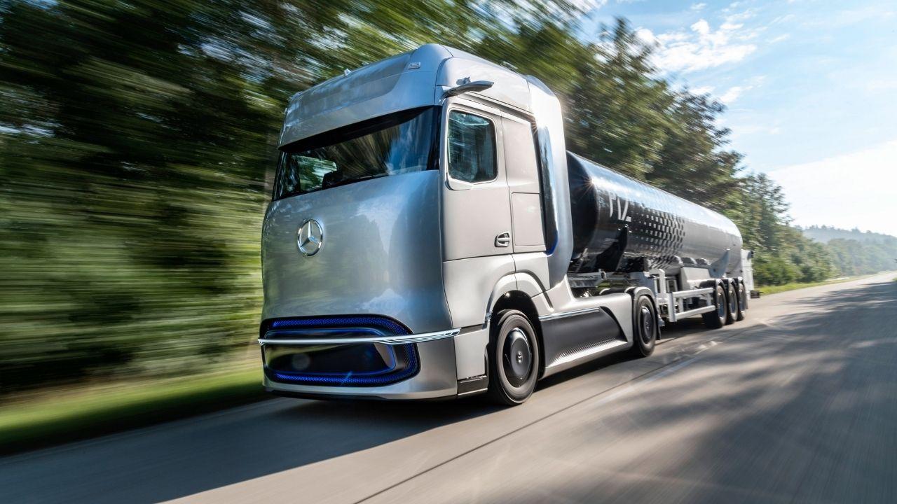 I Camion elettrici e a idrogeno beneficeranno degli sconti dal 2023
