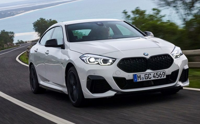 esterni nuova BMW Serie 2 Gran Coupe