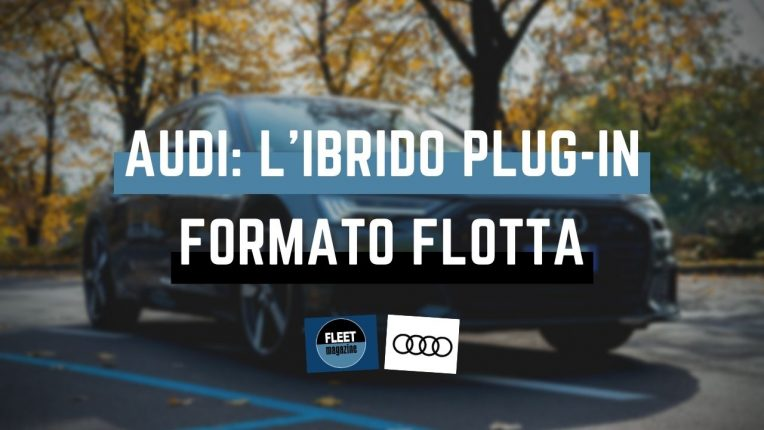 gamma ibrida plug-in Audi