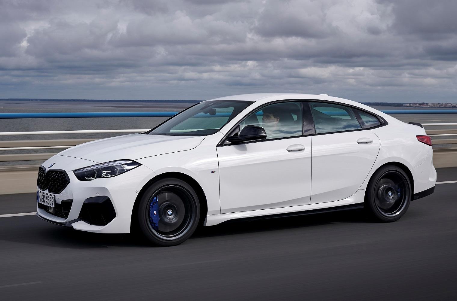 noleggiare nuova BMW Serie 2 Gran Coupé