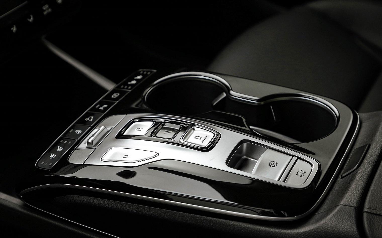 nuova Hyundai Tucson cambio automatico