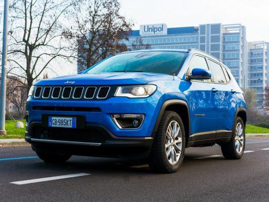 nuova Jeep Compass 4xe Gruppo FCA