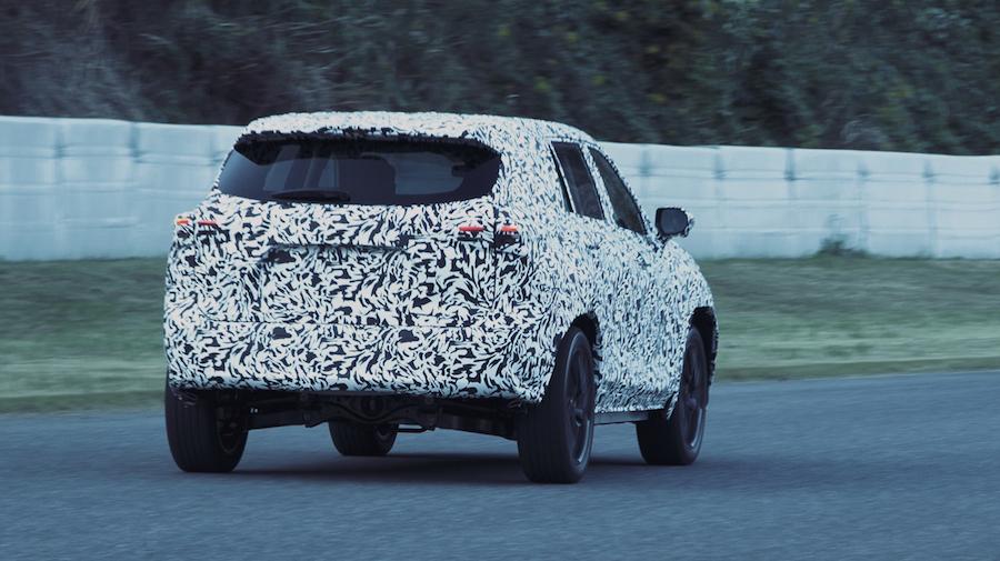 nuovo Lexus suv elettrico 2021