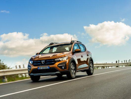 test drive nuova Dacia Sandero Stepway