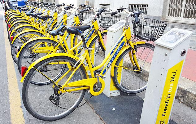 Sharing mobility a Torino: il bike sharing di Tobike