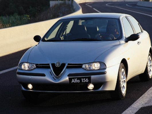 Alfa 156: Car Of The Year nel 1998