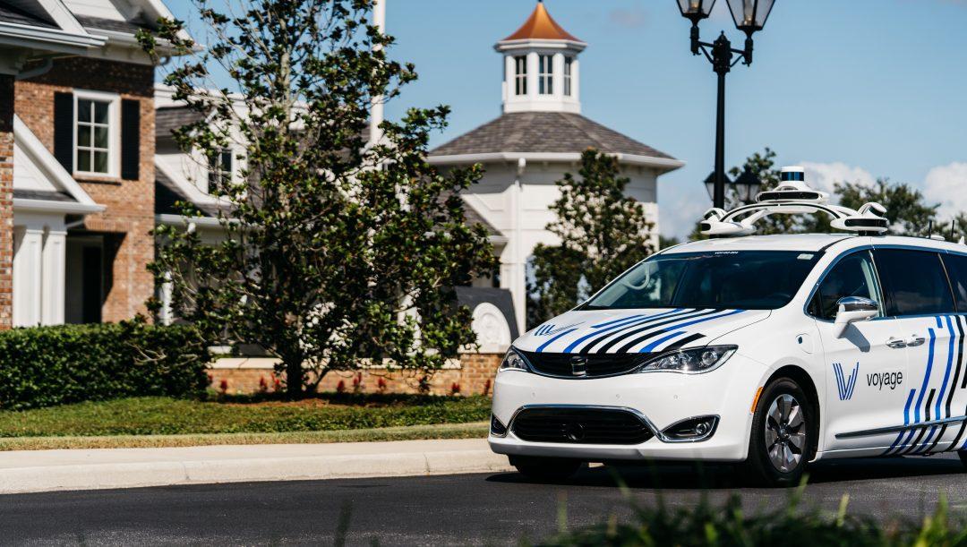 Anche FCA sta sviluppando la guida autonoma