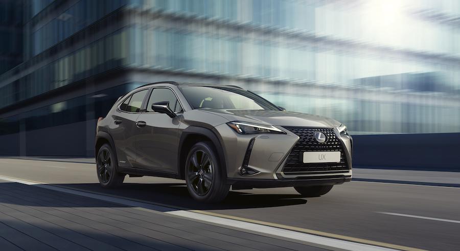 Incentivi Lexus UX Hybrid 2021