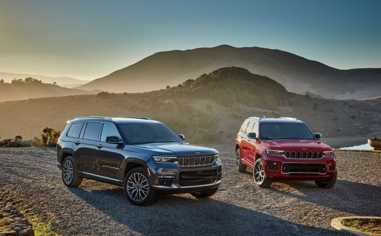 Nuova Jeep Grand Cherokee L