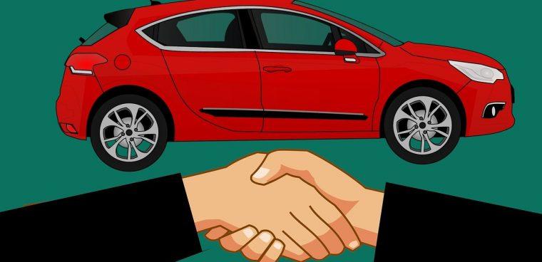 Mercato dell'auto a dicembre 2020
