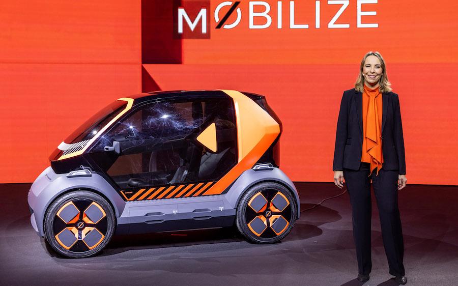 Mobilize servizi mobilità Renault