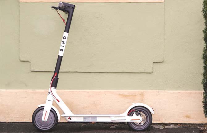 Sharing Mobility Firenze: il servizio di Bird