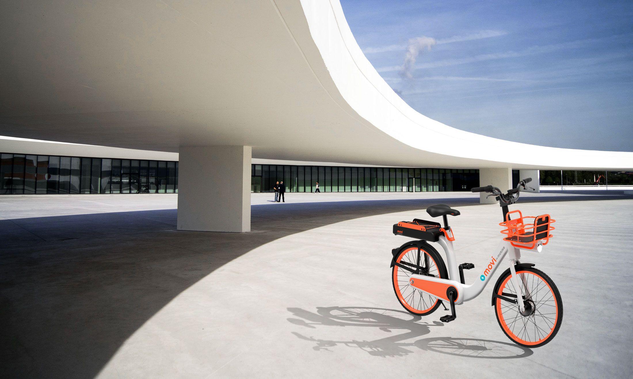 Sharing Mobility a Firenze: il servizio di MOVI by Mobike