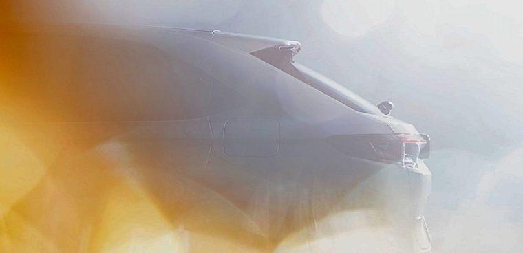 Nuova Honda HR-V ibrida 2021