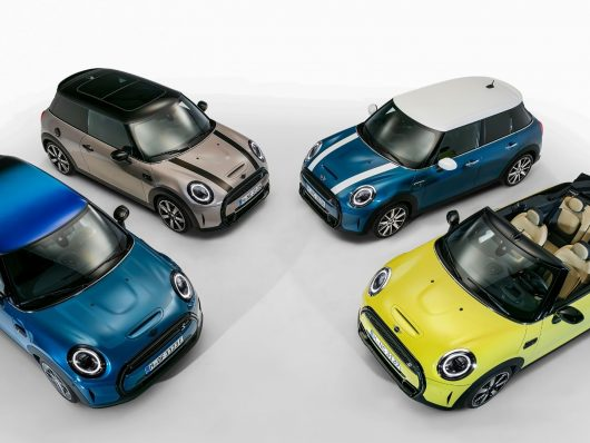 Nuova MINI Restyling