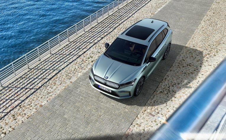 Nuova Skoda Enyaq iV 2021
