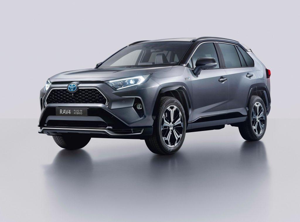 Autonomia Nuovo Toyota Rav4 Plug-in Hybrid 2021