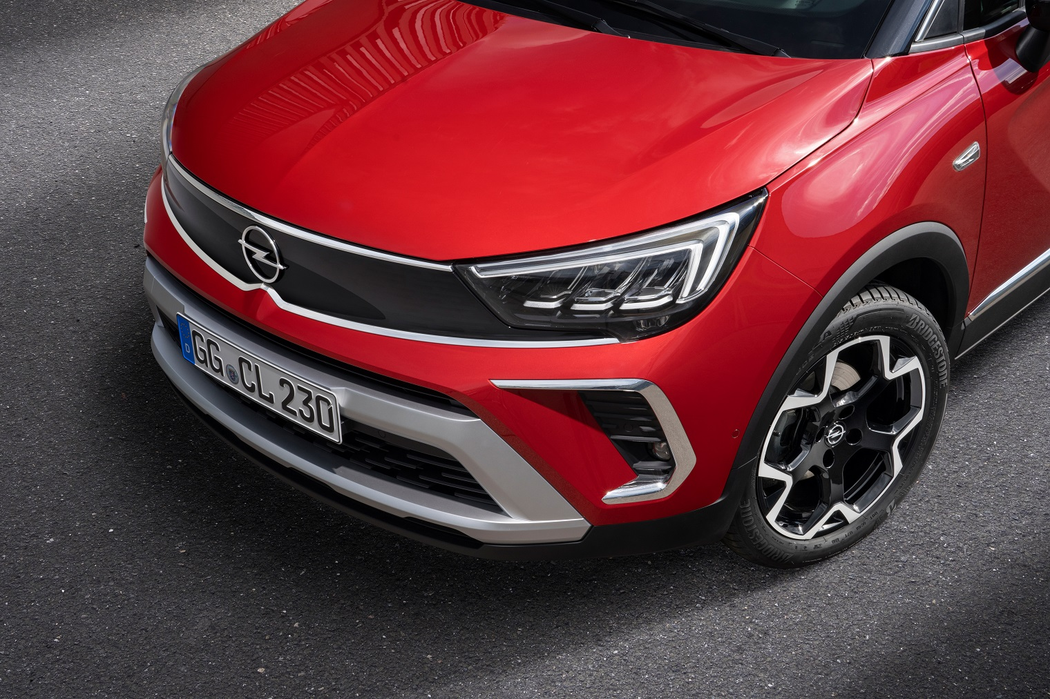 Prezzi nuova Opel Crossland