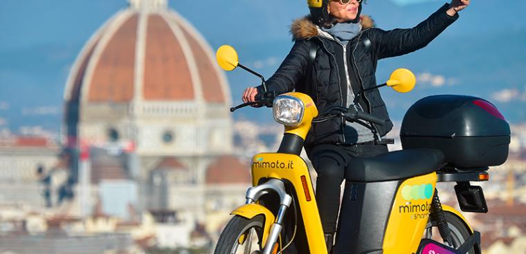 Sharing Mobility a Firenze: tutti i servizi