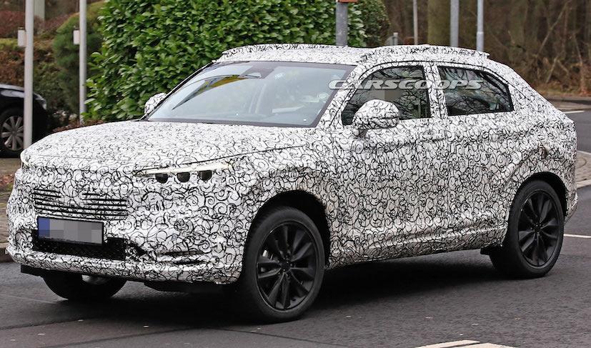 Uscita Honda HR-V 2021 ibrida