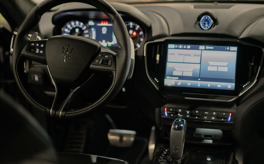 eBooster Maserati Ghibli