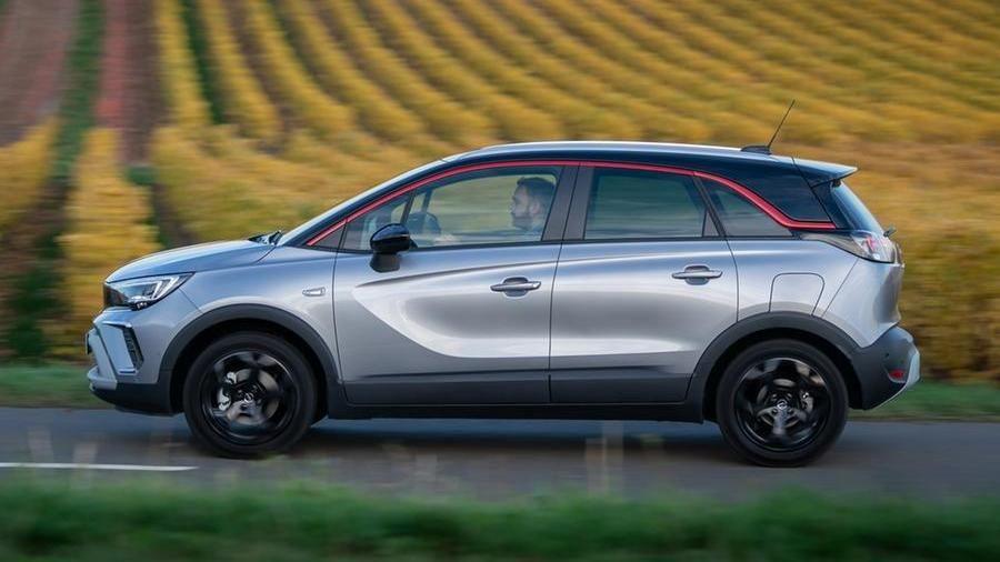 nuova Opel Crossland lancio