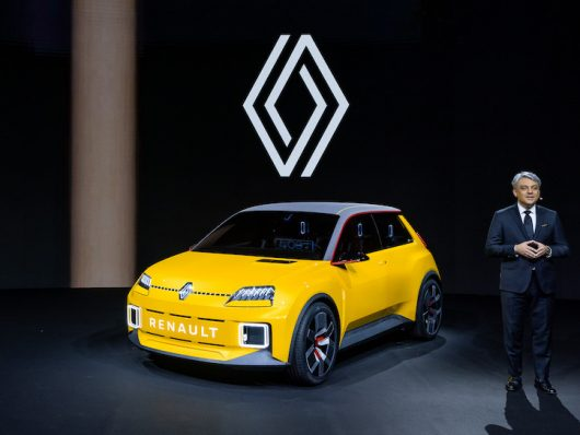 piano Gruppo Renault 2023 2025